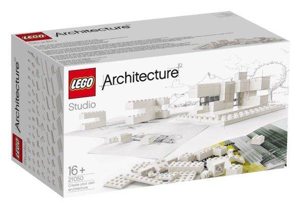 Vorbei! LEGO Architecture   Studio (21050) für 117,98€ (statt 140€)