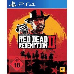 Red Dead Redemption 2 (PS4) für 44,44€ (statt 49€)