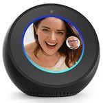 Amazon Echo Spot Sprachgesteuerter Lautsprecher mit Bildschirm für 105,93€(statt 122€)