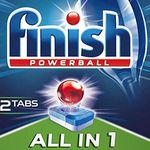 182er Pack Finish All in 1 Spülmaschinentabs ab 15,99€ (statt 29€)