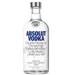 3 Flaschen Absolut Vodka je 0,7 Liter für 26,97€ (statt 36€)