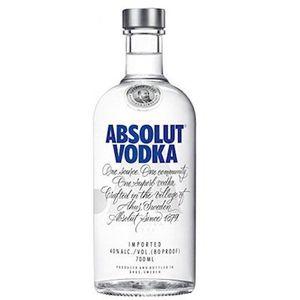 3 Flaschen Absolut Vodka je 0,7 Liter für 27,99€ (statt 36€)