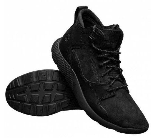 Timberland Flyroam Leather Hiker Leder Sneaker (max. Größe