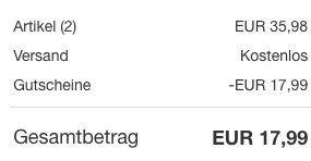 Vorbei! 2x Xiaomi Mi Band 2 für 17,99€