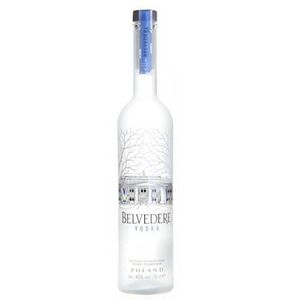 3 Flaschen Belvedere Wodka (je 0,7l) für 74,99€ (statt 84€)