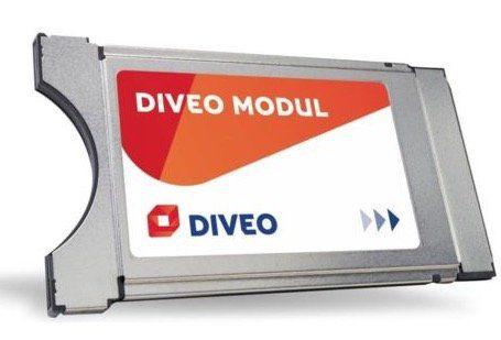 Diveo CI+ Modul für HD Satempfang für 59€ (statt 66€)