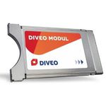 Diveo CI+ Modul für HD-Satempfang für 59€ (statt 66€)