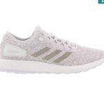 adidas Pure Boost Sneaker in Weiß-Grau für 59,99€ (statt 98€)