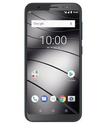 Gigaset Mobile GS185   5,5 Zoll Einsteiger Smartphone für 95,98€ (statt 149€)   via Masterpass
