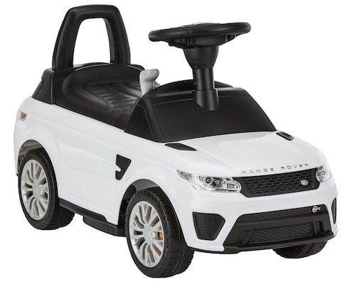 Range Rover Sport SVR 6V 4,5Ah Kinder Elektroauto für 49,95€ (statt 100€)