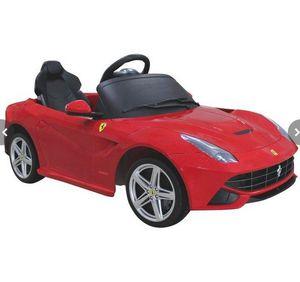 Jamara Ferrari F12 Berlinetta 6V RC Kinder Elektrofahrzeug für 137,28€ (statt 285€)