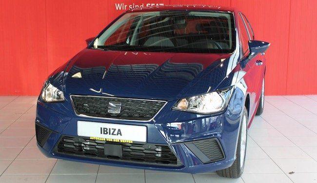Seat Ibiza 1,0l TSI Style Privat Leasing für 87€ mtl.
