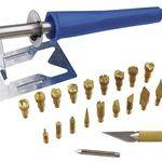 X4 Tools 700247 Brandmalkolben-Set 30W für 11,79€ (statt 17€)