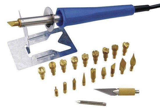 X4 Tools 700247 Brandmalkolben Set 30W für 11,79€ (statt 17€)
