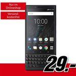 Knaller! BlackBerry Key2 für 29€ + Vodafone Smart Surf Tarif mit 2GB für 16,99€ mtl.