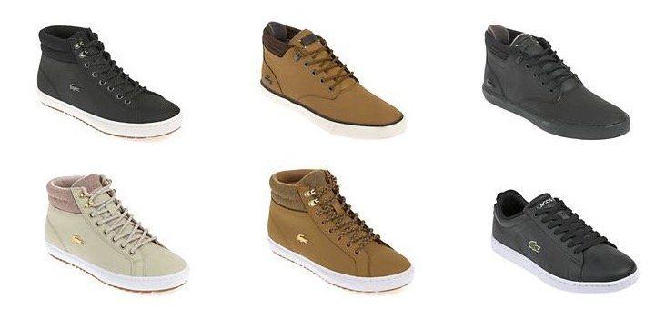 Lacoste Sneaker mit 20% Rabatt bei Roland Schuhe   z.B. Lacoste Straightset Insulate C318 Boots für 104€ (statt 130€)