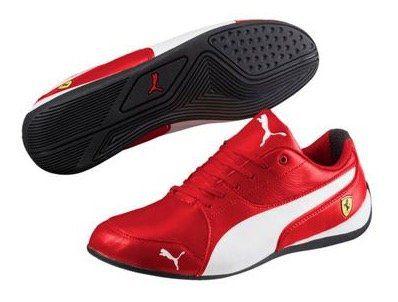 Puma Scuderia Ferrari Drift Cat 7 Herren Sneaker für 34,61€ (statt 49€)