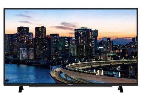 Grundig 65 GUB 8865   65 Zoll UHD Fernseher mit HDR ab 599,90€ (statt 806€)