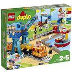 Lego Duplo – Güterzug (10875) für 79,98€ (statt 91€)