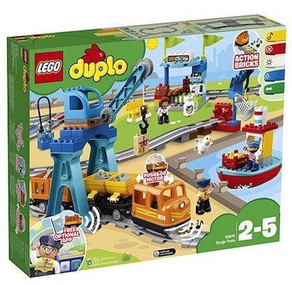 Lego Duplo – Güterzug (10875) für 79,90€ (statt 90€)