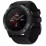 Garmin Fenix 5X Plus Sapphire GPS Sportuhr für 640,60€ (statt 749€)