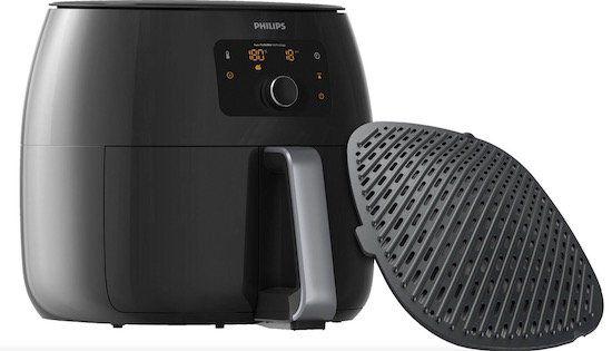 Philips Airfryer XXL HD9654/90 Heissluftfritteuse inkl. Grilleinsatz für 244,95€(statt 329€)