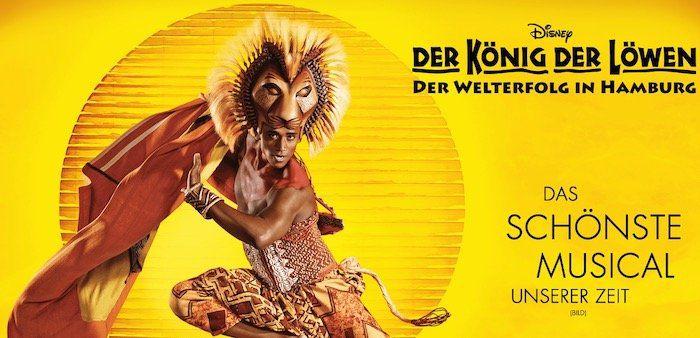 Letzte Chance 2x Konig Der Lowen Musical Tickets Ab 99 Laste