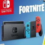 Nintendo Switch + Fortnite für 279€ (statt 329€)
