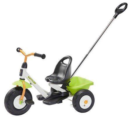 Kettler Startrike Air Dreirad mit Schiebestange für 48,30€ (statt 90€)