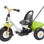 Kettler Startrike Air Dreirad mit Schiebestange für 46,23€ (statt 85€)