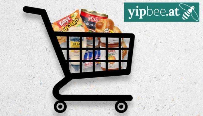 60€ Yipbee Wertgutschein für nur 24€   günstiger Alk, Snacks, Nudeln und Co. aus Österreich (VSK frei ab 59€)