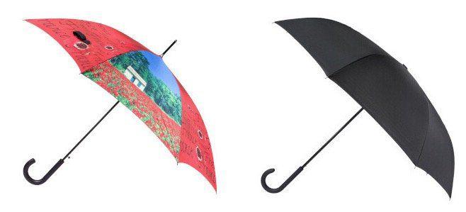 doppler Regenschirme bei vente privee   z.B. Golfschirm Fiber Golf Reflex für 25,99€ (statt 45€)