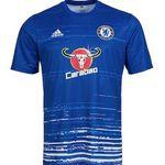 adidas FC Chelsea London Herren Pre-Match Trikot für 11,72€ – nur XS und S