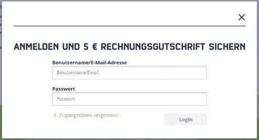 mobilcom debitel Bestandskunden: 5€ Gutschrift bei Werbeerlaubnis