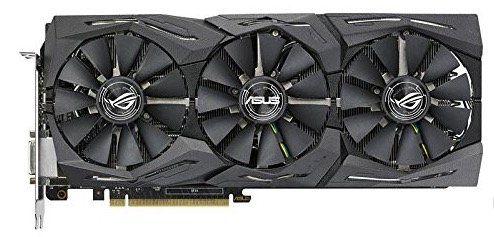 Asus GeForce ROG STRIX GTX 1080 Ti 11GB für 777€ (statt 892€)