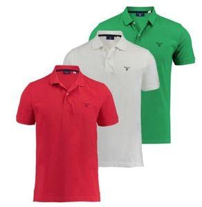 GANT The Summer Pique Herren Poloshirt für nur 29,90€ (statt 56€)