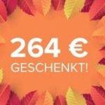 Vodafone Allnet-Flat on otelo mit 5GB LTE für 24,99€ mtl. + 264€ Club Guthaben (eintauschbar gegen Shopping Gutscheine)