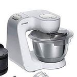 Bosch MUM58225 Küchenmaschine mit viel Zubehör und Fleischwolf für 159€