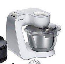 Bosch Mum58225 Kuchenmaschine Mit Viel Zubehor Und Fleischwolf Fur