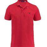 GANT The Summer Pique Herren Poloshirt in Rot für nur 29,90€ (statt 56€)