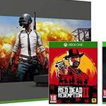 Xbox One X 1TB mit PlayerUnknown's Battlegrounds + Red Dead Redemption 2 Special Edition + Call of Duty Black Ops 4 für 471,22€ (statt 589€)