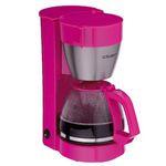 Cloer 5017-1 Kaffeemaschine in Pink für 18€
