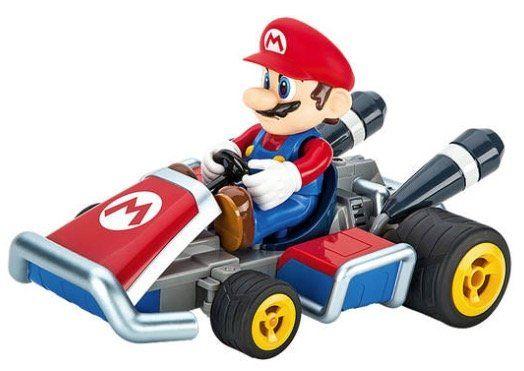 Carrera Mario Kart RC Fahrzeug für 49,99€ (statt 60€)