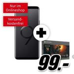 Samsung Galaxy S9+ inkl. Xbox One X 1TB Shadow of the Tomb Raider Bundle für 99€ + Telekom Allnet-Flat mit 8GB für 36,99€ mtl.