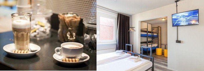 A&O mit 2 Übernachtungen im Doppelzimmer + All you can eat Frühstück für 89€   2 Kinder bis 17 Jahren gratis im Zimmer der Eltern