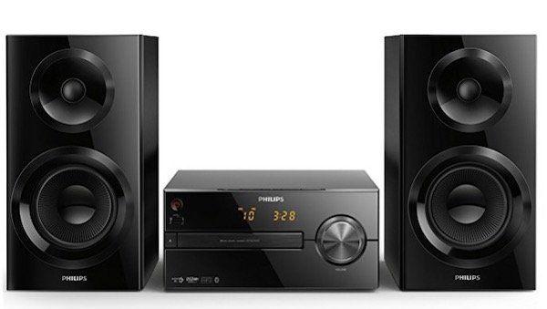 Philips BTM2560 Mini Stereoanlage mit Bluetooth für 117€ (statt 165€)