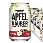 24er Pack Apfel Räuber Cider je 0,33l für 15,99€ (statt 22€)