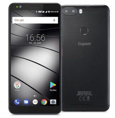Gigaset Mobile GS370 plus Smartphone mit 64GB für 134,99€ (statt 174€)