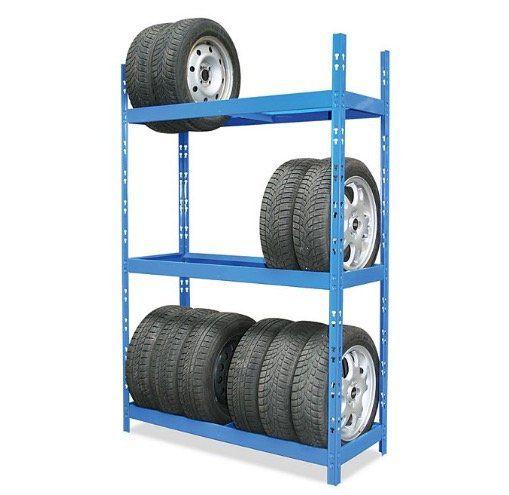 BRB 70951 Reifenregal mit 3 Ebenen für 69,99€ (statt 90€)