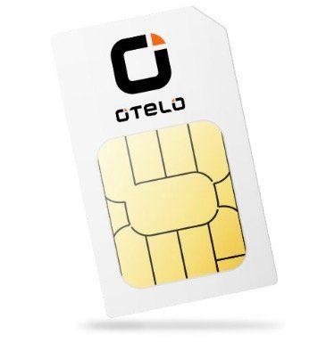 Vodafone Allnet Flat von otelo mit 4GB LTE für 12,99€mtl.